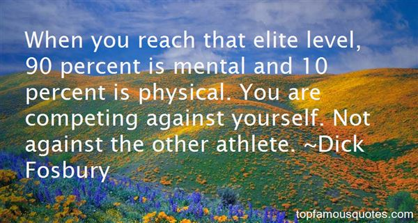 Quotes About Competing Against Yourself