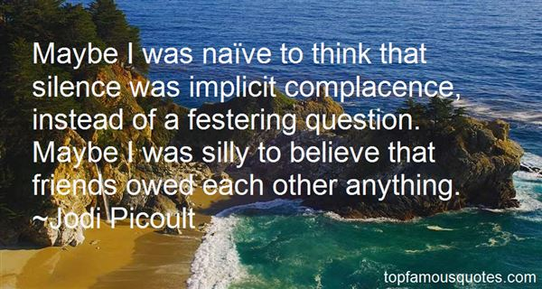 Quotes About Complacence