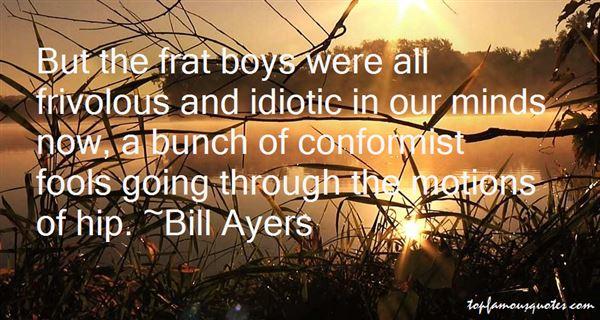 Quotes About Conformist