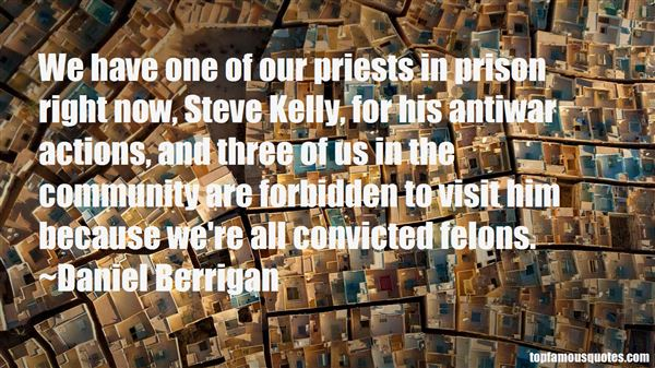 Quotes About Convicted Felons