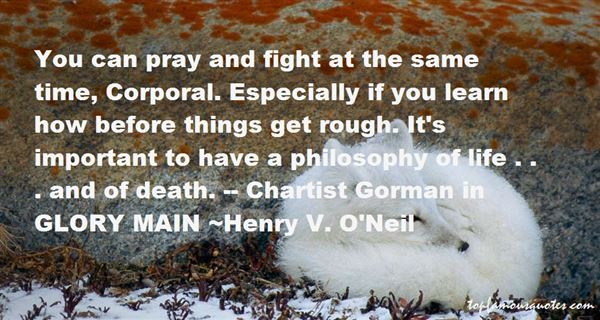 Quotes About Corporal