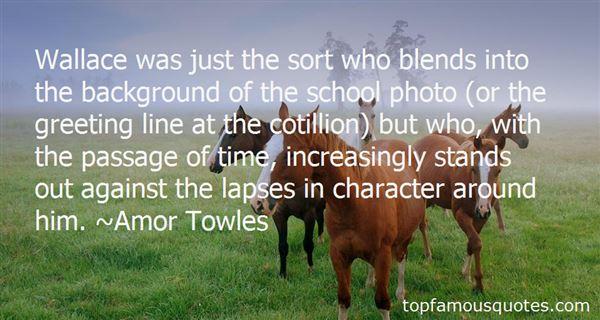 Quotes About Cotillion
