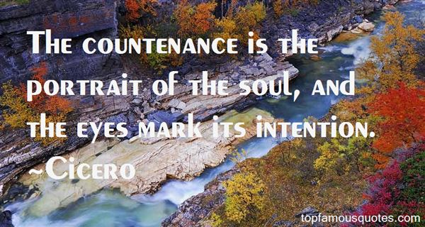 Quotes About Countenance