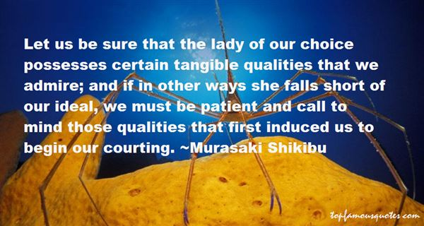 Quotes About Courting