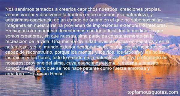 Quotes About Creacion