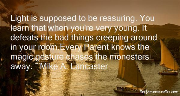 Quotes About Creeping Around