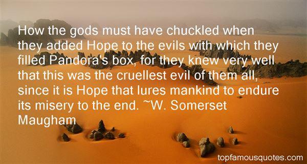 Quotes About Cruellest