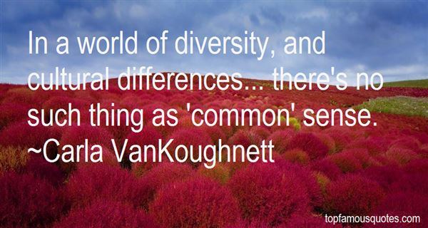 Cultural Differences Quotes Best 5 Famous Quotes About