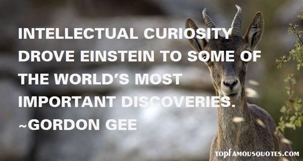 Quotes About Curiosity Einstein