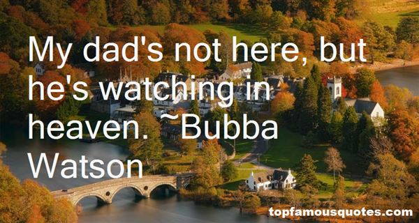 Quotes About Dad In Heaven