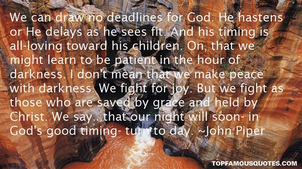 Quotes About Deadlines