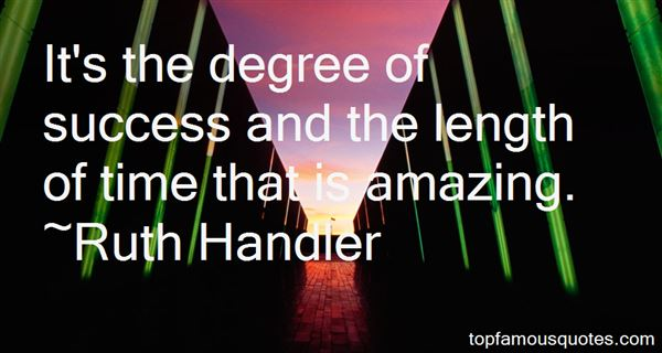 Quotes About Degree Success