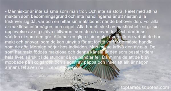 Quotes About Denna
