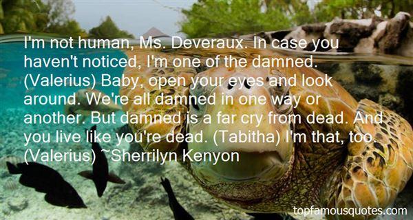 Quotes About Deveraux