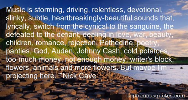 Quotes About Devotional Love