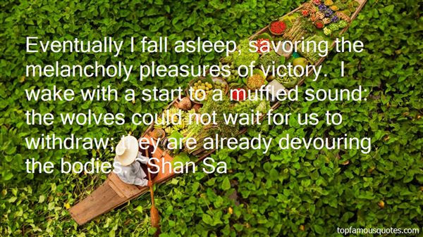 Quotes About Devouring