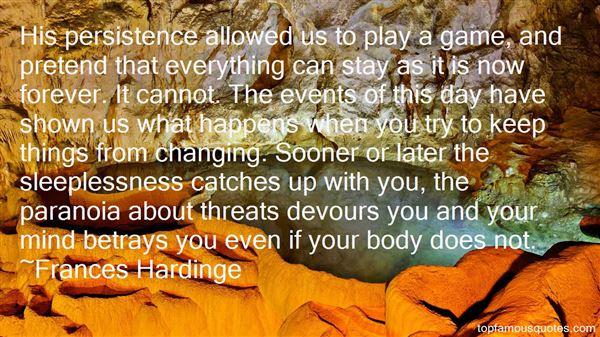 Quotes About Devours