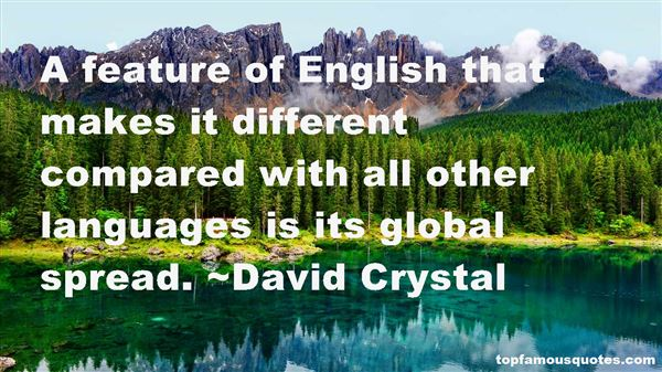 Quotes About Different Languages