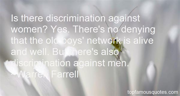 Quotes About Discrimination At Work
