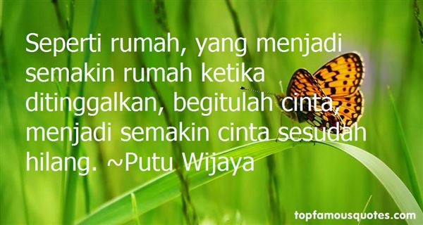 Quotes About Ditinggalkan