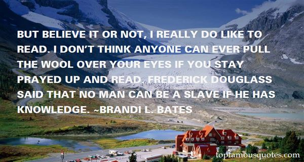 Quotes About Douglass