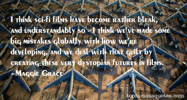Quotes About Dystopian