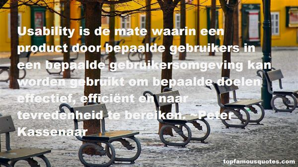 Quotes About Effectief