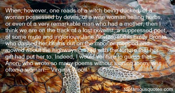 Quotes About Emily Bronte