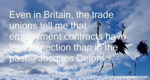 Quotes About Employment Contracts