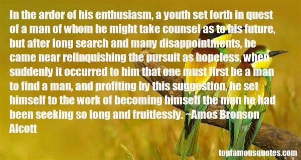 Quotes About Enthusiasm For Work