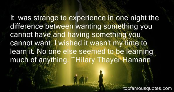 Quotes About Experience And Learning