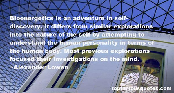Quotes About Exploration Of Self