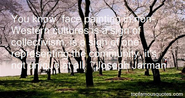Quotes About Face Painting
