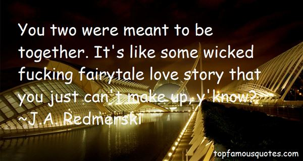 Quotes About Fairytale Love