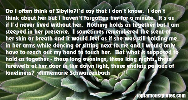 Quotes About Farewells
