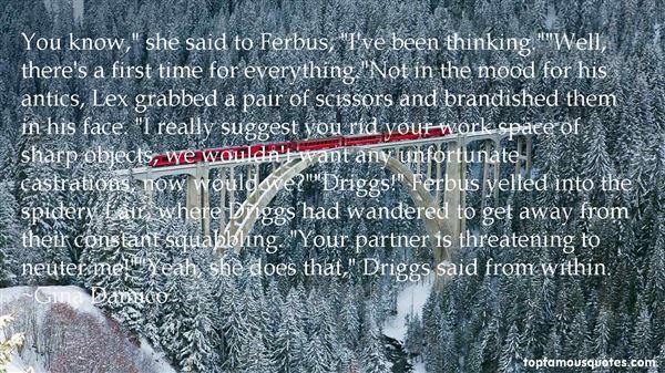 Quotes About Ferbus