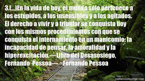Quotes About Fernando