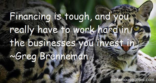 Quotes About Financing A Business