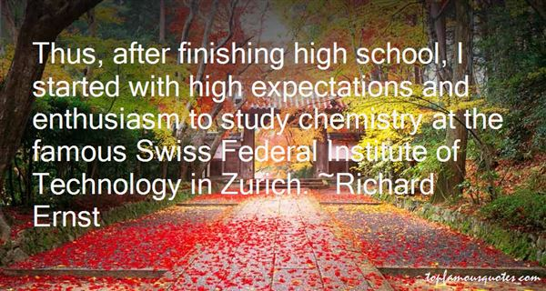 Quotes About Finishing High School