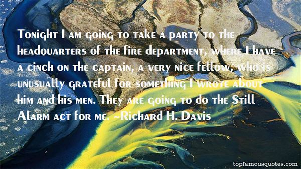 Quotes About Fire Department