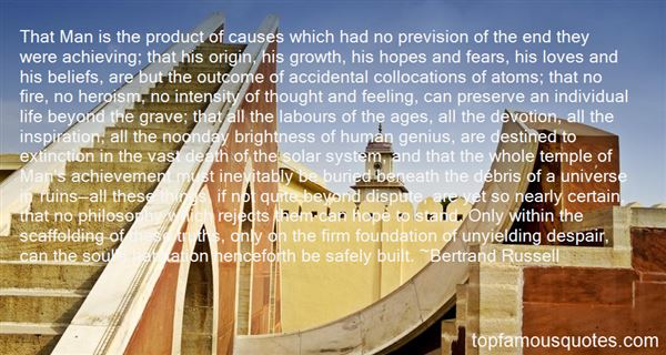 Quotes About Firm Foundation