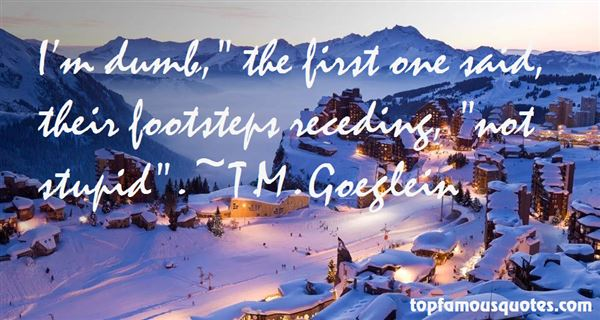 Quotes About First Steps