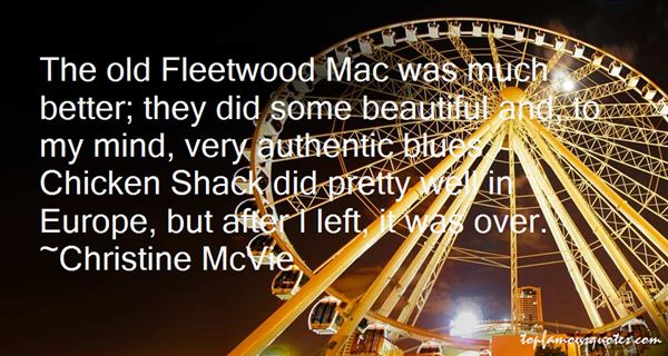 Quotes About Fleetwood