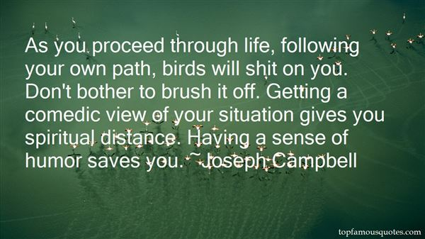 Following Your Own Path Quotes: Best 1 Famous Quotes About