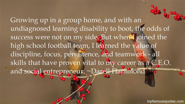 Quotes About Football Teamwork