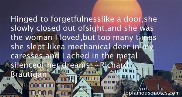 Quotes About Forgetfulness And Love