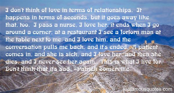 Quotes About Forlorn
