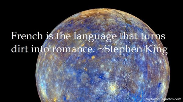 Quotes About French Language