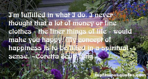 Quotes About Fulfilled Life