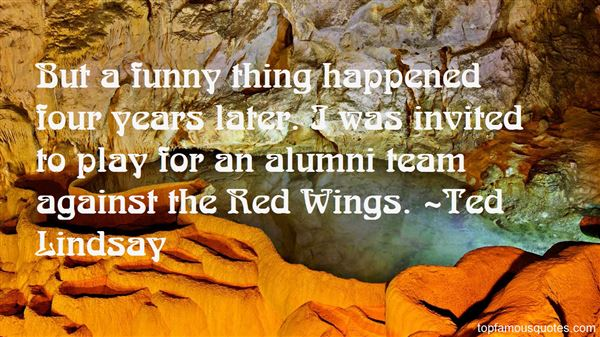 Quotes About Funny Alumni